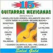 Guitarras Mexicanas: 15 Grandes Exitos
