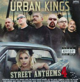 Urban Kings Street Anthems, Vol. 4