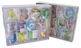Deluxe Alphabet Cookie Cutters - Boxed Set of 26