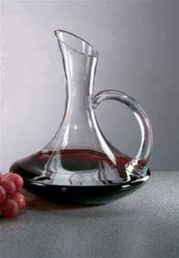 Badash Cd733 Carafe With Handle-Tristan 32Oz