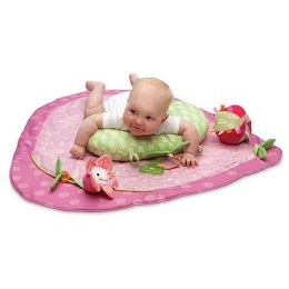 Boppy Tummy Play Pad In Daisy Dot Girl