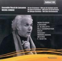 50 Ans d'Existance - 300 ans de Musique Sacrée
