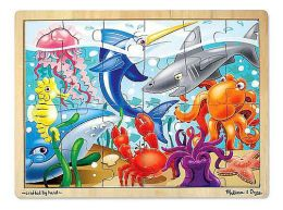 Under the Sea Jigsaw (24 pc)