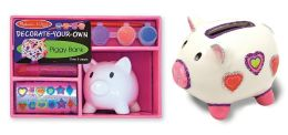 Decorate-Your-Own Kit - Piggy Bank