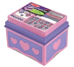 Decorate-Your-Own Kit - Jewelry Box
