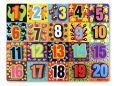 Product Image. Title: Jumbo Numbers Chunky Puzzle