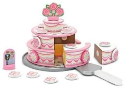 Tiered Special Occasion Cake