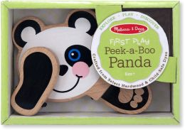 Melissa & Doug Peek-a-Boo Panda