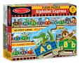 Product Image. Title: Alphabet Express Floor Puzzle