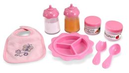 Time to Eat Doll Feeding Set