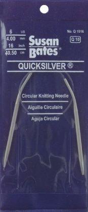 Quicksilver Circular Knitting Needle 16
