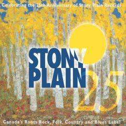25 Years of Stony Plain