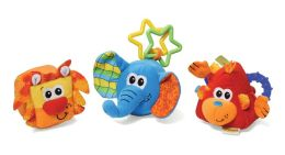 Infantino Activity Shapes-Jungle