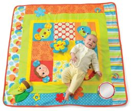 Infantino Jumbo Patchwork Playspace