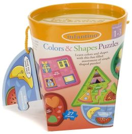 Colors and Shapes Puzzle