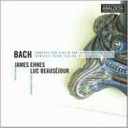 Bach: Sonatas for Violin and Harpsichord, Vol. 2