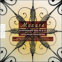 Mozart: Symphonies Nos 40 & 41