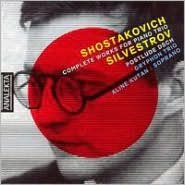 Shostakovich: Complete Works for Piano Trio; Silvestrov: Postlude DSCH