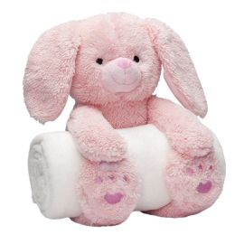 Bunny Plush with Blanket