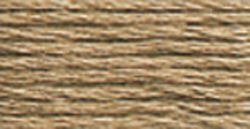 DMC Pearl Cotton Balls Size 8 - 95 Yards-Light Beige Brown