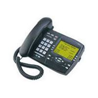 AASTRA USA INC AASTRA 480E SINGLE-LINE ANALOG SPEAKERPHONE WITH MUTE, LARGE 8-LINE BACKLIT SCR