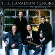 CD Cover Image. Title: The Perfect Gift, Artist: The Tenors
