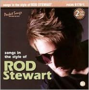 Artist Series, Vol. 18: Sing the Songs of Rod Stewart