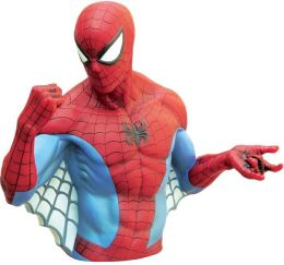 Spider-Man Marvel Bust Bank