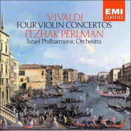 Vivaldi: Four Violin Concertos