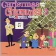 CD Cover Image. Title: Christmas with the Chipmunks, Vol. 2 [EMI-Capitol], Artist: The Chipmunks