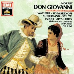 Mozart: Don Giovanni [Highlights]