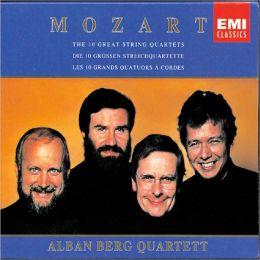 Mozart: The Ten Great String Quartets
