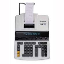 Canon CNMCP1213DII 12-Digit Calculator- 2-Color Printing- 9-.50in.x12-.75in.x3-.25in.