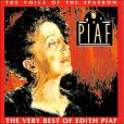 CD Cover Image. Title: The Voice of the Sparrow: The Very Best of Edith Piaf, Artist: Edith Piaf