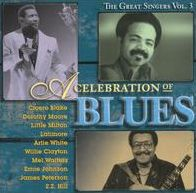 A   Celebration of Blues: Great Singers, Vol. 3