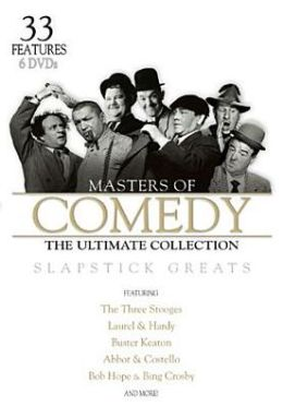 Ultimate Masters of Comedy Collection