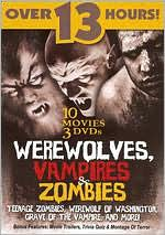 Werewolves, Vampires & Zombies