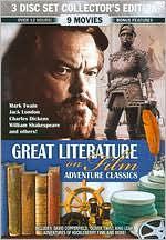 Great Literature on Film: Adventure Classics