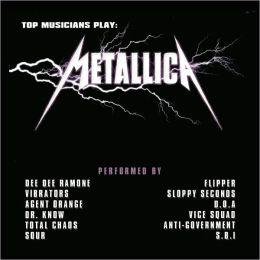 Top Musicians Play: Metallica