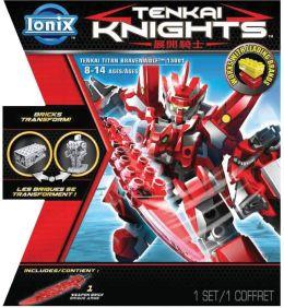 Tenkai Knights Deluxe Figure