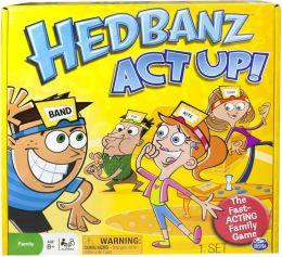 Hedbanz Act Up