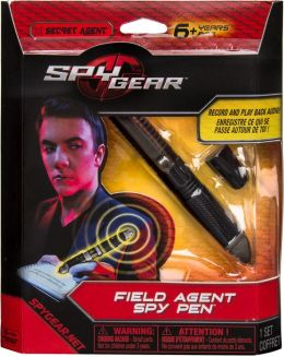 Spy Gear Recording Pen