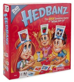 HedBanz Board Game