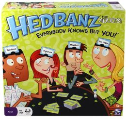 HedBanz Adult Game
