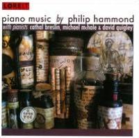 Philip Hammond: Piano Music