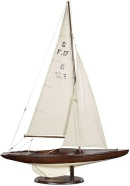 Authentic Models AS078F Dragon Olympic Sail Racer