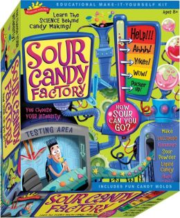 Sour Candy Factory