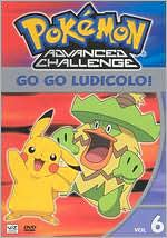 Pokemon Advanced Challenge, Vol. 6