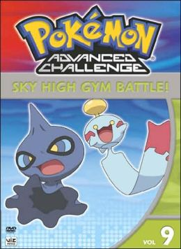 Pokemon Advanced Challenge, Vol. 9: Sky High Gym Battle!