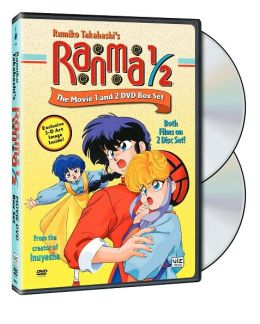 Ranma 1/2: the Movie 1 and 2